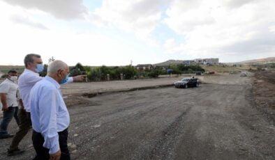 Karacakaya'da sel sorununa kalıcı çözüm