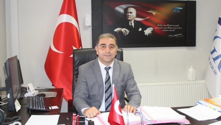 Akyurt SGK Müdürlüğü'ne Özcan atandı