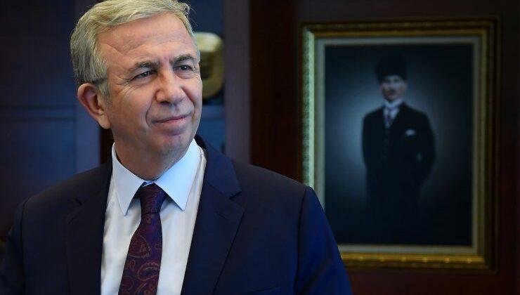 Başkan Yavaş'tan gençlere çağrı: Üniversite Ankara'da okunur