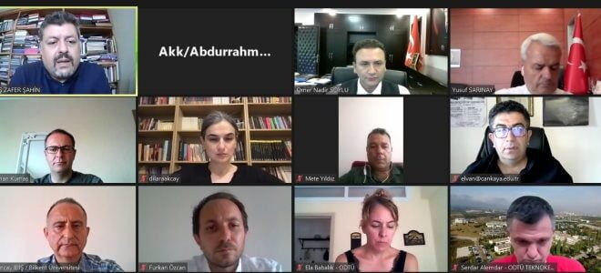 Ankara Kent Konseyi ve akademisyenler bir araya geldi: Üniversite Ankara'da okunur