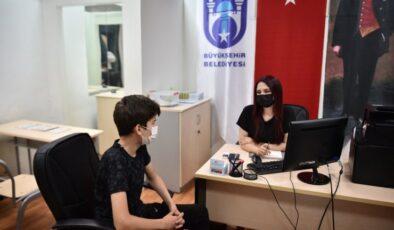 Evlecek çiftlerden Büyükşehir'in ücretsiz SMA testine yoğun ilgi