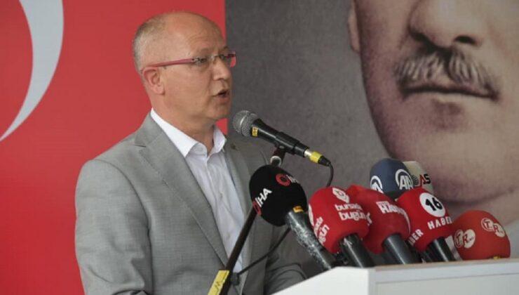 AK Parti Bursa'dan gelecek mesajı
