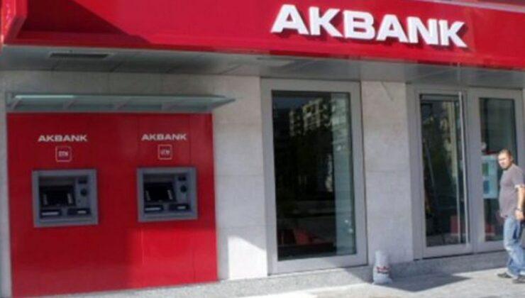 Akbank'ta çalışma saatlerinden değişiklik