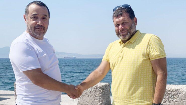 Aliağaspor FK, Şapçı ile sözleşme yeniledi