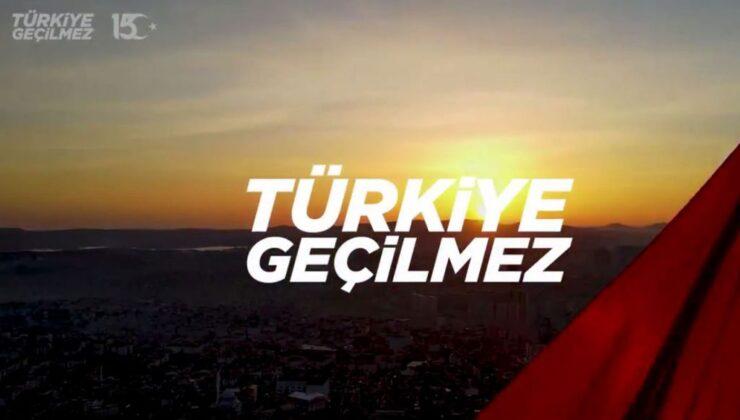 Altun'dan 'Türkiye Geçilmez' paylaşımı