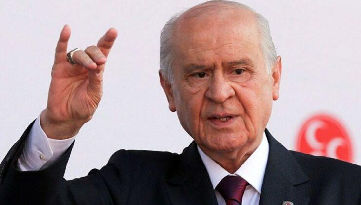 """Bahçeli: """"Kıbrıs Türk'tür, Türk kalacaktır"""""""