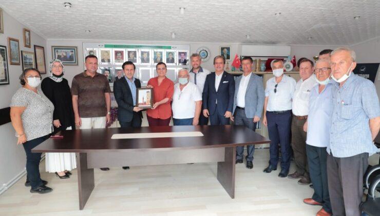 Başkan Hürriyet Batı Trakya Türkleri ile buluştu