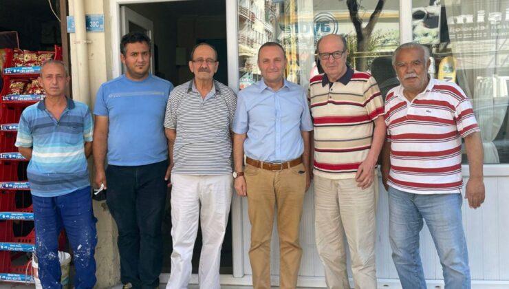 Bursa Gemlik'te Kredi Kefalet'e talip olan Arslan, hedef vaatlerini açıkladı
