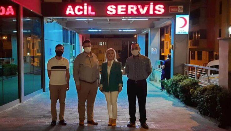 Bursa'da DEVA'dan erken bayram ziyareti