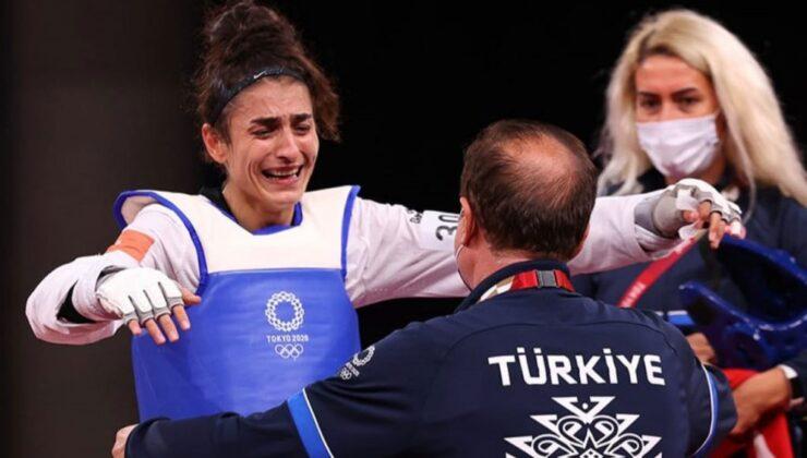 Bursalı Kübra Olimpiyatlar'da tarih yazdı