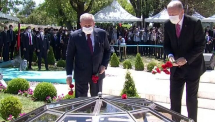 Cumhurbaşkanı Gazi Meclis'te (CANLI)