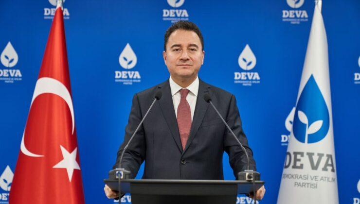 DEVA Partisi'nde yeni görevlendirmeler
