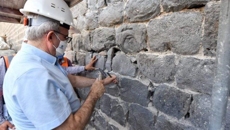 Diyarbakır'ın çehresi değişiyor