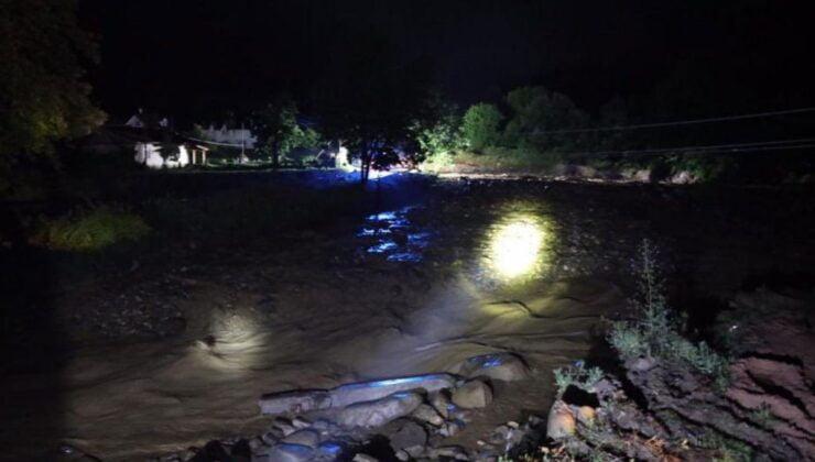 Düzce'de Vali Atay'dan sel mağdurlarına geçmiş olsun ziyareti