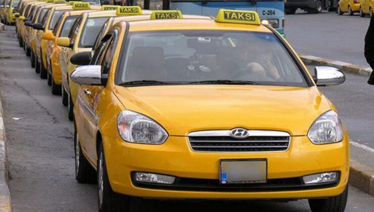 İBB'den hukuksuz taksicilere yaptırım