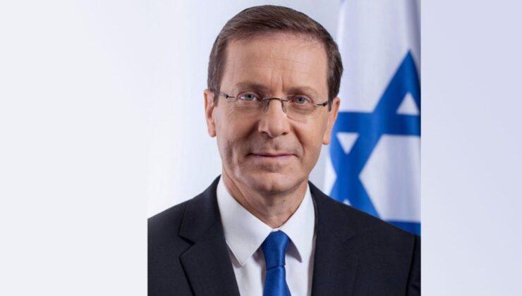 İsrail'in yeni Cumhurbaşkanı göreve başladı