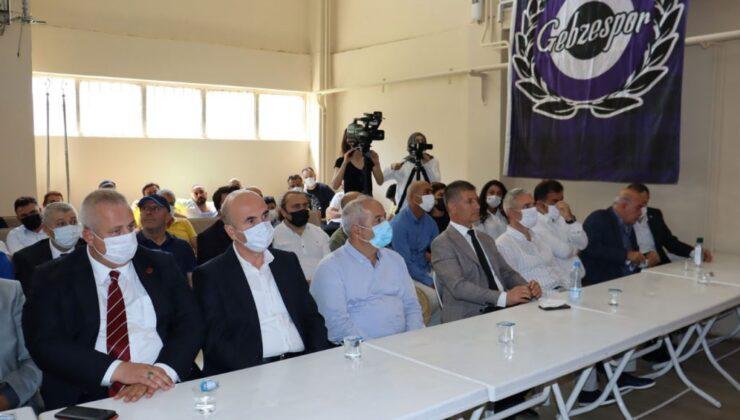 İzmit Belediyesii, Gebzespor'u yalnız bırakmadı