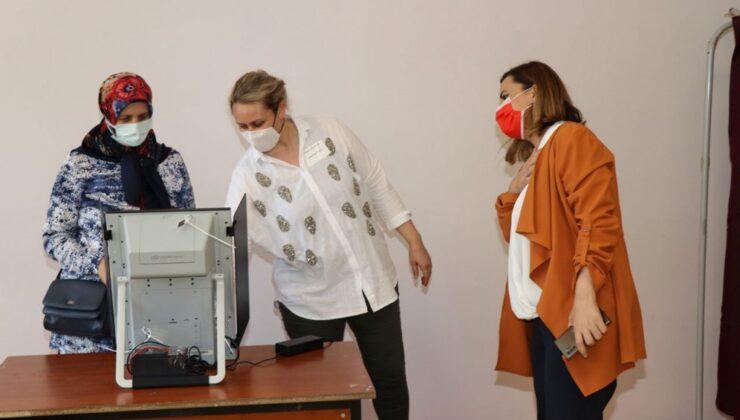 İzmit'teki Bulgaristan göçmeni soydaşlara sandıkta ziyaret