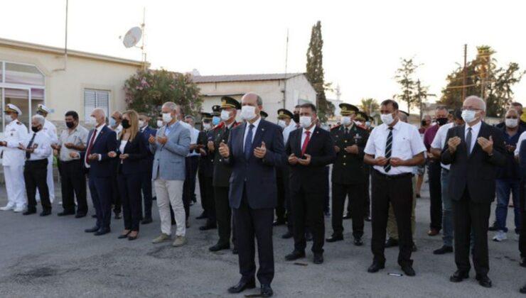 KKTC'de İnönü Şehitleri törenle anıldı