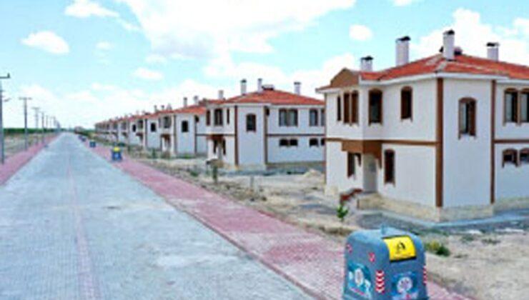 Konya Dedemli'de yol çalışmaları tamamlandı