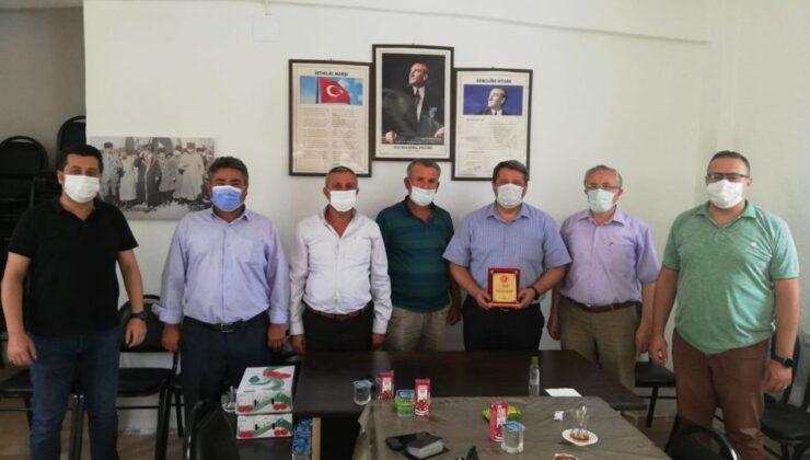 Manisa Büyükşehir, muhtar ziyaretlerini sürdürüyor