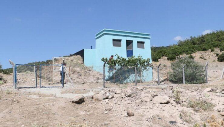 Manisa Saruhanlı'da içme suyu depoları ve sondaj pompası yenilendi