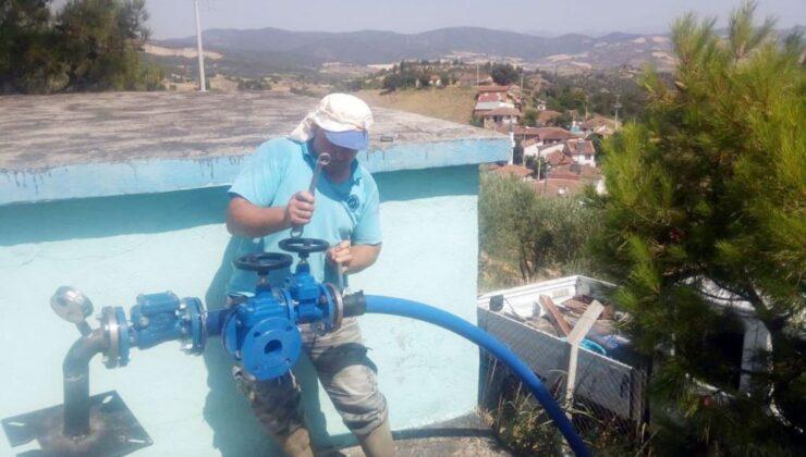 MASKİ'den Yunuslar'ın su sorununa çözüm