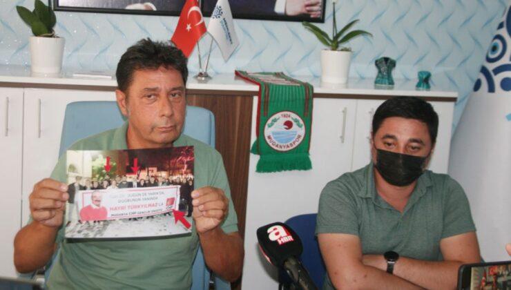 Mudanya'da meclis üyesi darp edilen Memleket Partisi, Başkan Türkyılmaz'a yüklendi