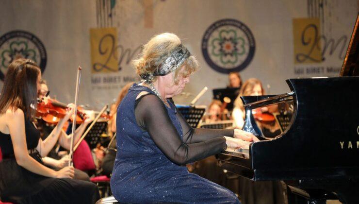 Muğla'da genç piyanistler Biret'le sahneye çıkacak