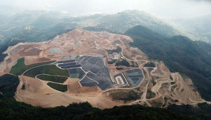 Ordu'nun yüzde 74'ü madenlere ruhsatlı