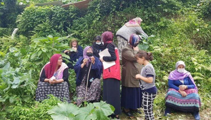 Rize'ye 1 milyon lira 'Aile ve Sosyal' desteği
