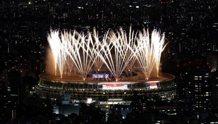 Tokyo Olimpiyat Oyunları resmen başladı