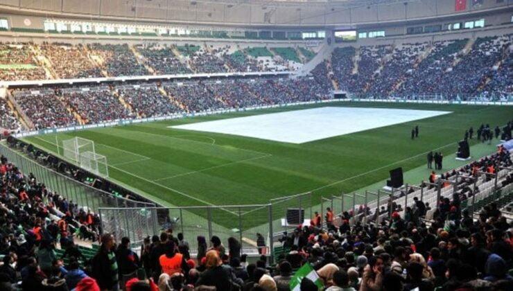 TFF, stadyumlara giriş şartlarını açıkladı