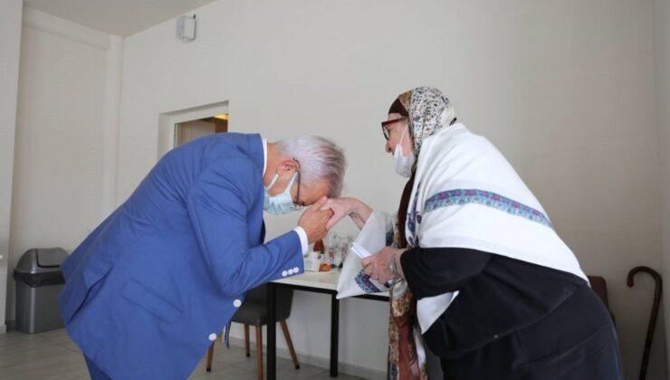 Turgay Erdem'den bayram ziyaretleri