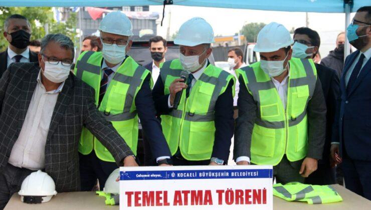 Türkiye'ye ilaç olacak tesisin temeli atıldı