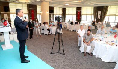 Başkan Ramazan Şimşek'ten birlik olma çağrısı