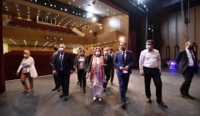 Kültür ve Turizm Bakan Yardımcısı Yavuz: ''Devlet Tiyatroları Pursaklar'a Gelecek''