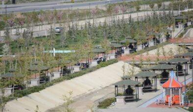 Ankara'da mesire alanlarına mangal yasağı
