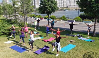 Başkentliler Güne Büyükşehir Parklarında Sabah Sporuyla Başlıyor
