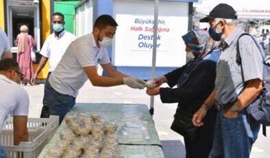 Büyükşehir'den Muharrem Ayı'nda Başkentlilere aşure ikramı