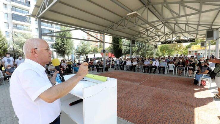Başkan Yaşar'dan yeni Cem Evi müjdesi