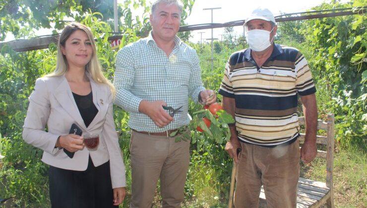CHP Milletvekili Emir'den Akyurt'a ziyaret