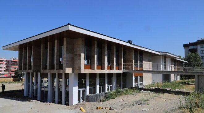 Çankaya Belediyesi'nden yeni hizmet binası