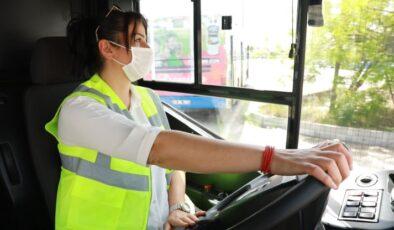 EGO Genel Müdürlüğü 15 kadın şoför alacak
