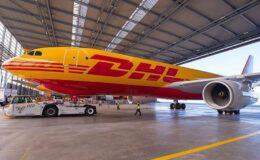 DHL'den Singapur'a 'elektrikli kargo uçağı' siparişi