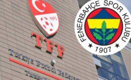 Fenerbahçe'den TFF'ye tazminat