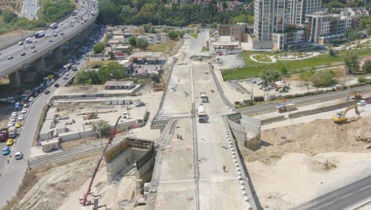 İstanbul Ispartakule'deki yoğunluğa 'hemzemin' çözüm