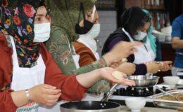 İzmir Konak'ta Mardin yemekleri yapıldı