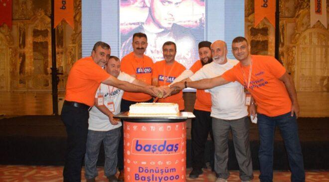 İzmir'de Başdaş'ta dönüşüm toplantısı