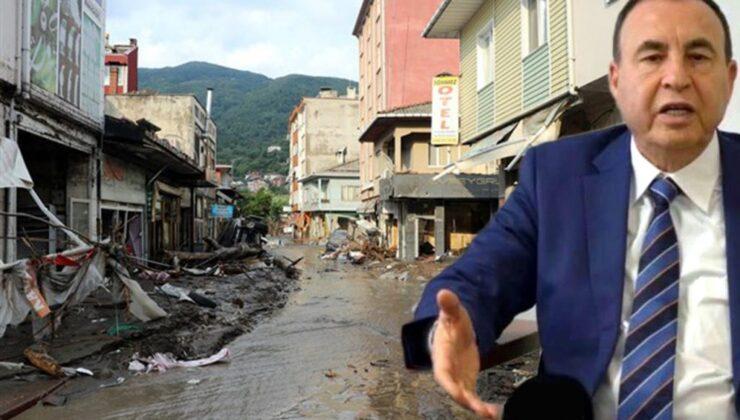Kemal Demirel'den Karadeniz'deki sellere isyan!